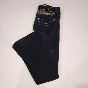Miss Me Jeans - Miss Me JO5050 Boot Cut Jeans Size 27